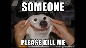 Kill Me Meme - untz untz kill me now xd youtube