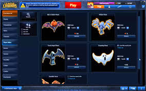 Lol Halloween Icons Ward Skins How To Buy Use Them Youtube
