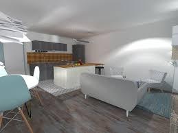amenagement cuisine 20m2 cuisine salon 20m2 cuisine en image regarding amenagement salon