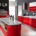 Red Cabinets In Kitchen by Kitchen Archives Home Planning Ideas 2017