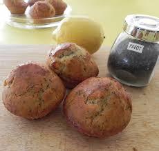 cuisine sans lactose muffins au citron et aux graines de pavot sans gluten et sans