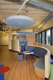 Bedroom Design For Autistic Children Breakout Spaces With Built In Seating And Curved Walls Oakwood