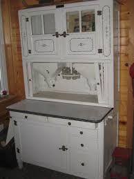 old kitchen furniture antique hoosier kitchen cabinet dual flour bins spice rack w jars