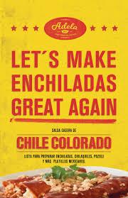 d馗o cuisine industrielle productos adela enchiladas chilaquiles y otros al instante