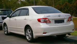 2011 toyota corolla altis 1 8 related infomation specifications