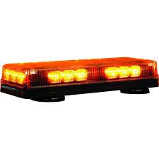 amber mini light bar buyers products company 18 amber led mini light bar 8891090 the