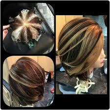 the latest hair colour techniques pinwheel hairpainting technicque szelkerek hajfestes fodraszinfo