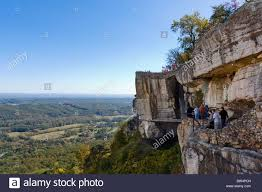 Rock City Gardens Chattanooga Lover S Leap In Rock City Gardens On Lookout Mountain
