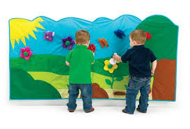 excellerations soft garden wall mural 14 pieces