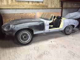 for restoration for sale jaguar e type s2 4 2 roadster lhd for restoration for sale 1969