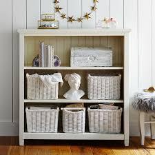 beadboard 3 shelf bookcase pbteen