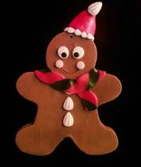 30 sale santa gingerbread ornament holidays