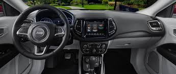 jeep grand cherokee custom interior 2018 jeep compass compact suv jeep canada