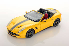 ferrari yellow car ferrari 1 43 archives looksmart models