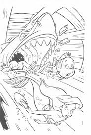 little mermaid coloring pages partofthatworld