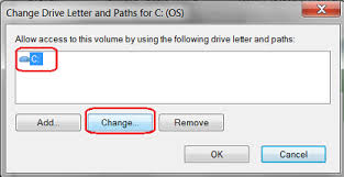how to change drive letter in windows 7 easily technet 2u