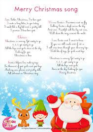 christmas songs lyrics for kids cheminee website