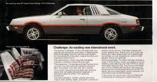 mitsubishi dodge challenger 1978 dodge challenger torque