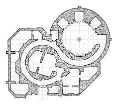 Black Temple Map Friday Map The Spiral Temple Dyson U0027s Dodecahedron