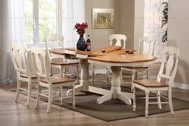 butterfly leaf dining table set furniture 5 piece oval double butterfly leaf table set with napoleon