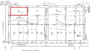 Los Angeles Parcel Map Viewer by 95 Acres On 25th Street East And Avenue Q 6 In Downtown Palmdale