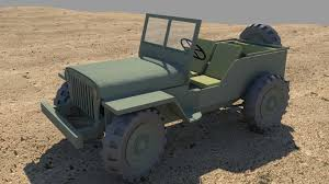 military jeep side view modeling a willy u0027s jeep in maya part 1 5 youtube