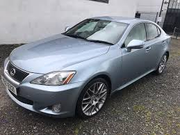 gumtree lexus cars glasgow 2009 lexus is250 se i auto price drop in lisburn county antrim