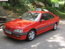 peugeot 405 sport 405 peugeot peugeot 405 sri 20 motoburg peugeot 405 photos 8 on
