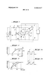 patent us3832627 transistor circuit with slow voltage rise and