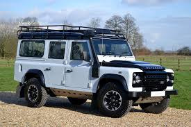 white land rover defender 2015 65 land rover defender 2 2td 110 adventure limited edition