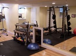 Home Gym Decor Ideas 21 Best Home Gym Images On Pinterest Basement Ideas Basement