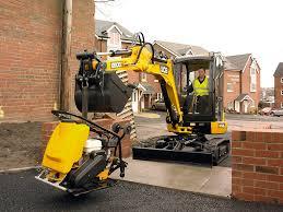 mini boom excavator crawler for construction diesel jcb