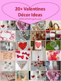 Decoration Ideas For Valentine S Day by 20 Valentines Day Decor Ideas Diy Crafty Projects