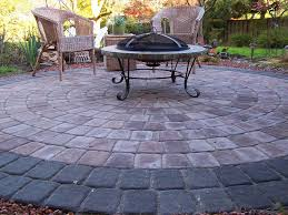 paver paver patio design patterns pavers