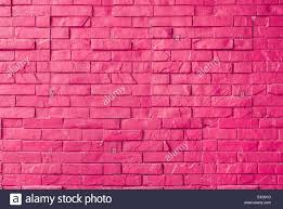 magenta rough brick wall background texture stock photo royalty