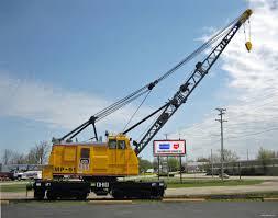 american ohio locomotive crane top page
