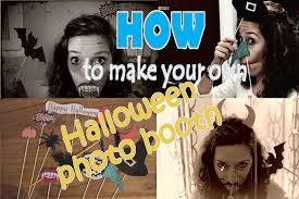 Halloween Photo Booth Props Diy Halloween Photo Booth Props How To Make Photo Booth Props For