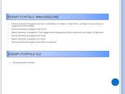 rinnovo permesso di soggiorno per motivi familiari immigrazione corso di formazione per operatori ital uil ppt