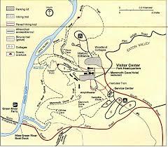 Kentucky national parks images Kentucky national parks map map jpg