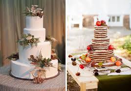 an autumn wedding cake a romantic touch