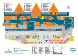 The Or Map What To And Where To Go During The Or Tambo Rev