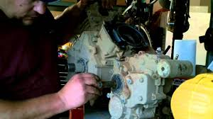 can am outlander transmission removal 800 650 500 youtube