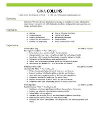 Beginning Actor Resume Sample Film Resume Template Best Business Template