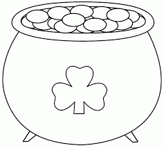 coloring free printable st patrick day coloring pages in
