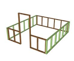 Ana White Free And Easy Diy Furniture Plans To Save You Money by Ana White Barn Greenhouse Diy Projects