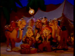christmas claymation will vinton s a claymation christmas celebration reviews