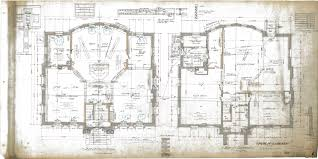 Public Floor Plans by Cherokee Public Library U2013 Carnegie Libraries In Iowa Project