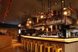 bar layout picture of modern asian diner jakarta tripadvisor