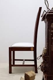 schlafzimmer im kolonialstil stuhl zeno der möbelserie oxford aus akazie