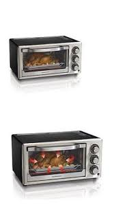 Oster Toaster Oven Tssttvdfl1 Infrared And Convection Ovens 150139 Black Deckerand 153 6 Slice